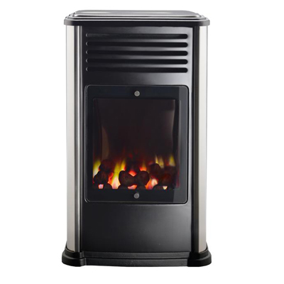 Gas Heater Manhattan Hometrends Home Amp Garden