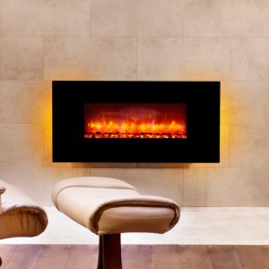 Indiana Wall Mounted Electric Fire