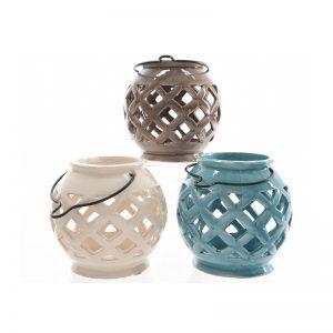 3 colours assorted lantern