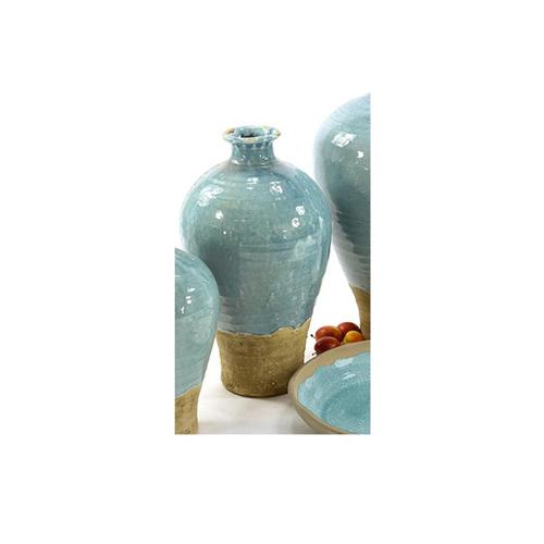 Vase Small Duck Egg Blue Hometrends Home Garden