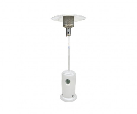 Gas Heaters - Outdoor Gas Heater White