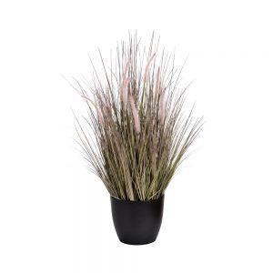 Wild Grass Pot