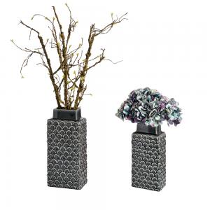 Rectangular Perugia Vase