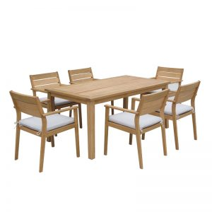 Cruz dining table and chairs
