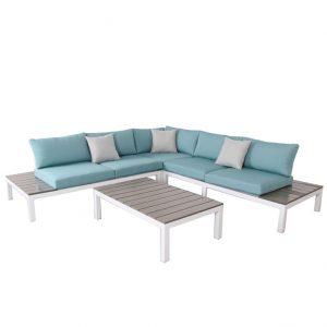 Rafa Corner Dining set