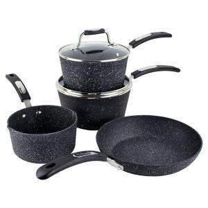 Scoville 4+1 Cookware Set